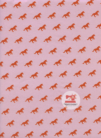 Unicorn Race from Lawn Quilt by Cotton + Steel in Blossom Yardage