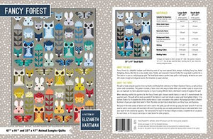 Fancy Forest by Elizabeth Hartman Pattern