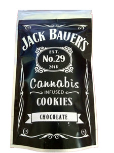 Jack Bauer's Chocolate Cookies