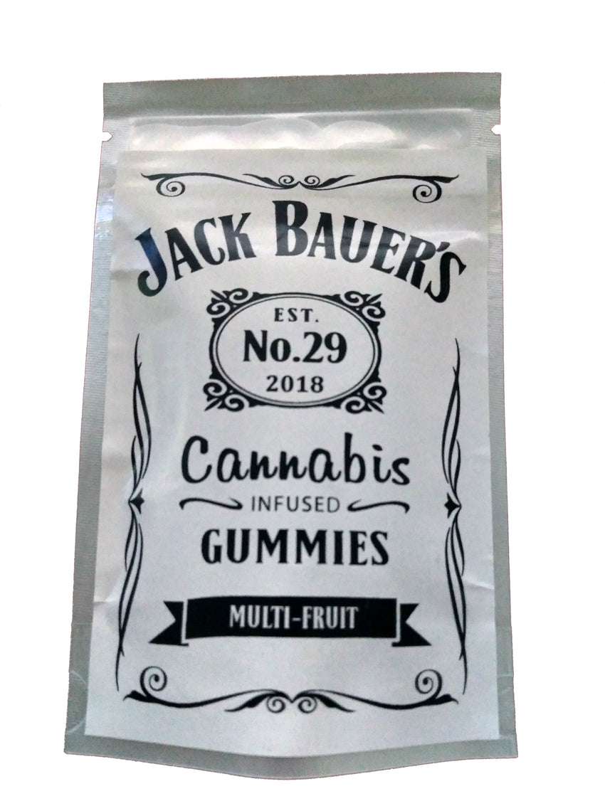 Jack Bauer's Extra Strength Gummies