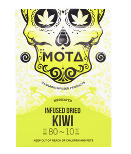 Dried Kiwi | Shatter Doctor
