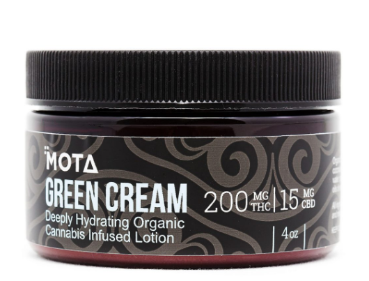 Mota Green Cream