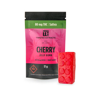 Cherry Jelly Bomb | Shatter Doctor