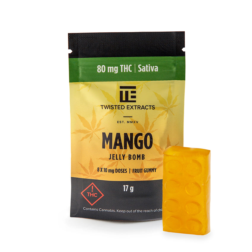 Mango Jelly Bomb | Shatter Doctor