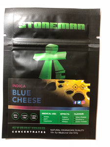 Stoneman Concentrates Blue Cheese | Shatter Doctor