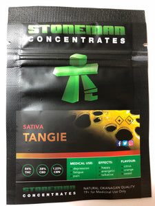Stoneman Concentrates Tangie | Shatter Doctor