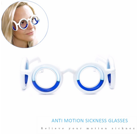 Anti-Motion Sickness Glasses - FKF Fashion