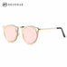 Metal Frame Classic Retro Arrows Decorated Brand Designer Steampunk Sun Glasses UV400 AE0505