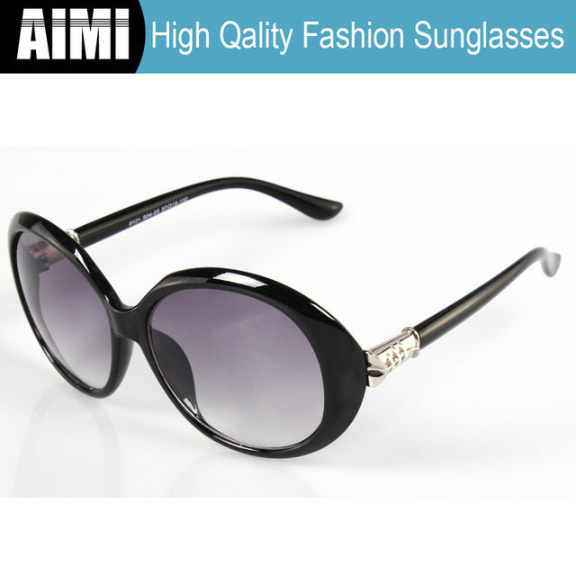 High Quality Female Eyewear UV400 Protection Oculos De Sol Femininos Vintage Ladies Glass 8121 - FKF Fashion