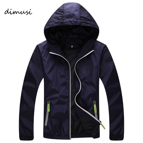 Quick Dry Men Windbreaker Skin Coat Sunscreen Waterproof UV Mens Army Outwear