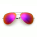 Driving Mirror  2017 NEW Pilot Sun Glasses Women Men Brand Designer unisex UV400