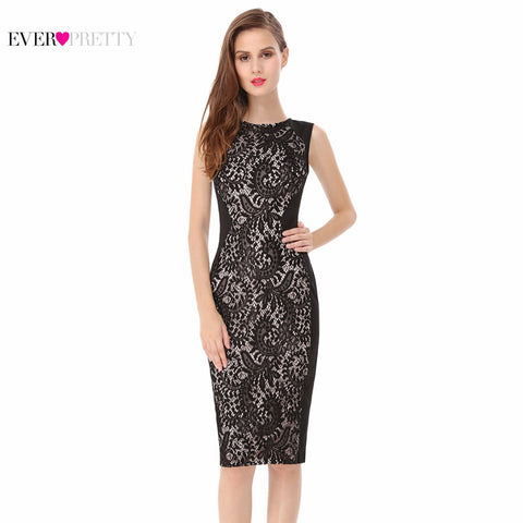 Pretty Charming Stylish Knee Length Party A-line Sleeveless Cocktail Dress