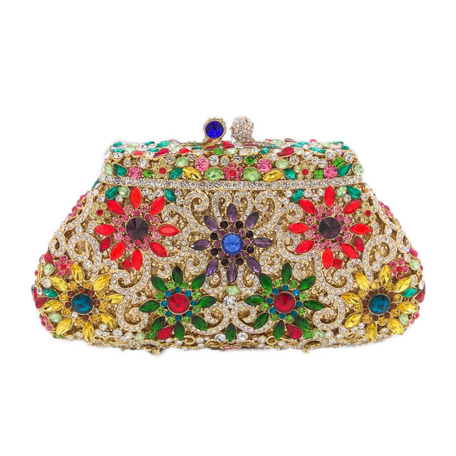 Bridal Clutches Wedding Purse - FKF Fashion