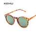 Multicolour New mercury women male female coating sunglass gold round OCUL