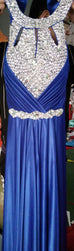 Stunning Floor Length Formal Prom Gown - FKF Fashion