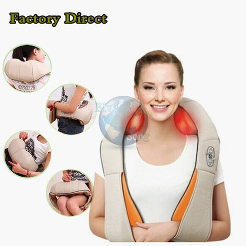 Multi Use Electrical Shiatsu Back Massager