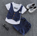 Boys T-shirt pants kids handsome suits - FKF Fashion
