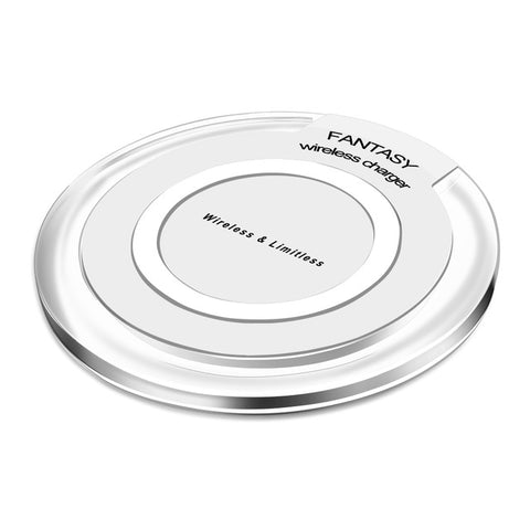 Universal Qi Wireless Charger Receiver Charging Adapter Receiver Pad Coil For iPhone X 6 6S 7 8 Plus For Andriod Micro Type C