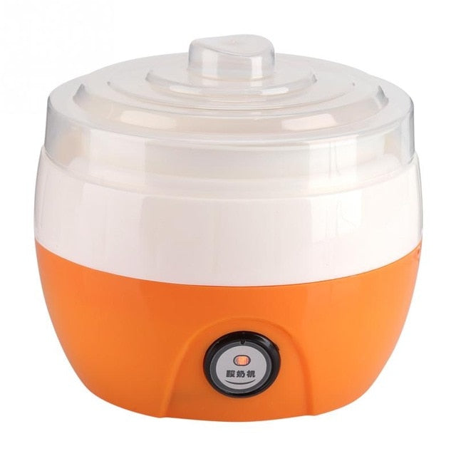 220V 1L Electric Automatic Yogurt Maker Machine Yoghurt DIY Tool Plastic Container Kithchen Appliance - FKF Fashion