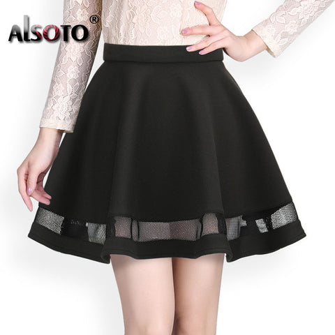 Sexy Mini Pleated Skirts