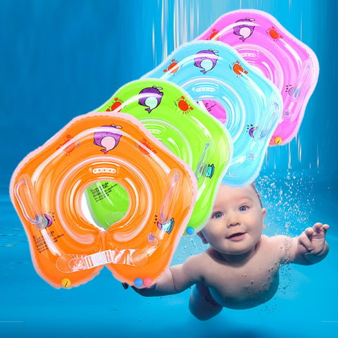 Inflatable Swimming Bathing Ring For Baby