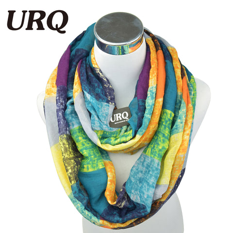 NEW Scarves Warm For Women Fashion Design Ring Scarfs