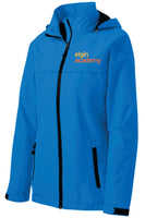 Waterproof Jacket - Ladies - Blue