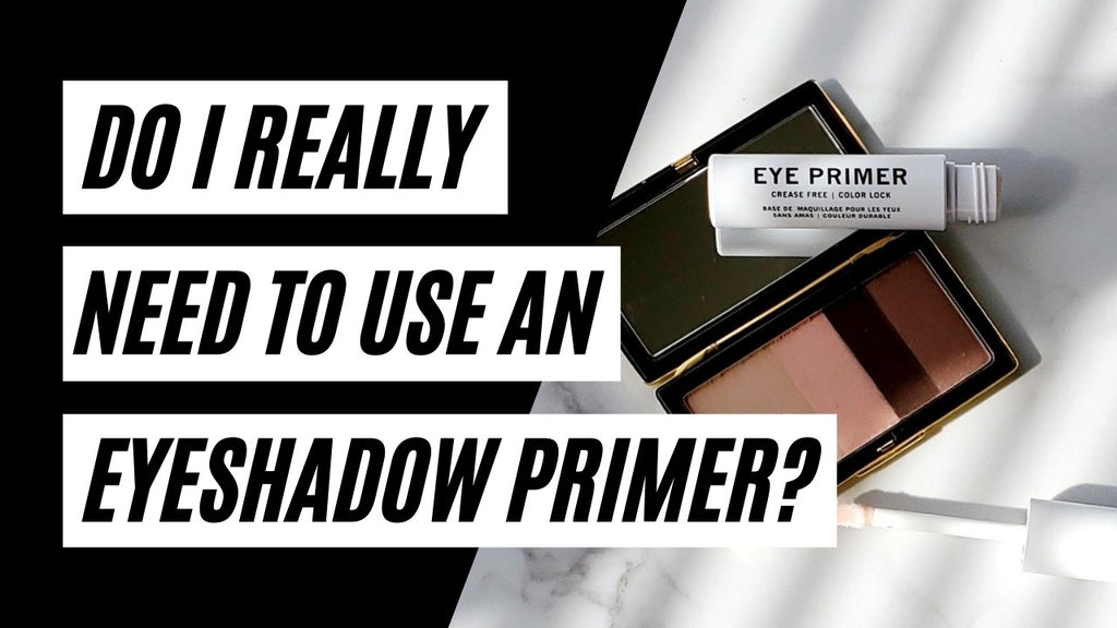 Do I Really Need To Use An Eyeshadow Primer?