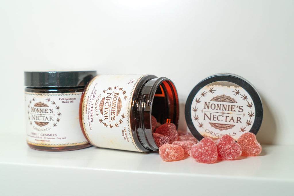 nonnie's cbd gummies