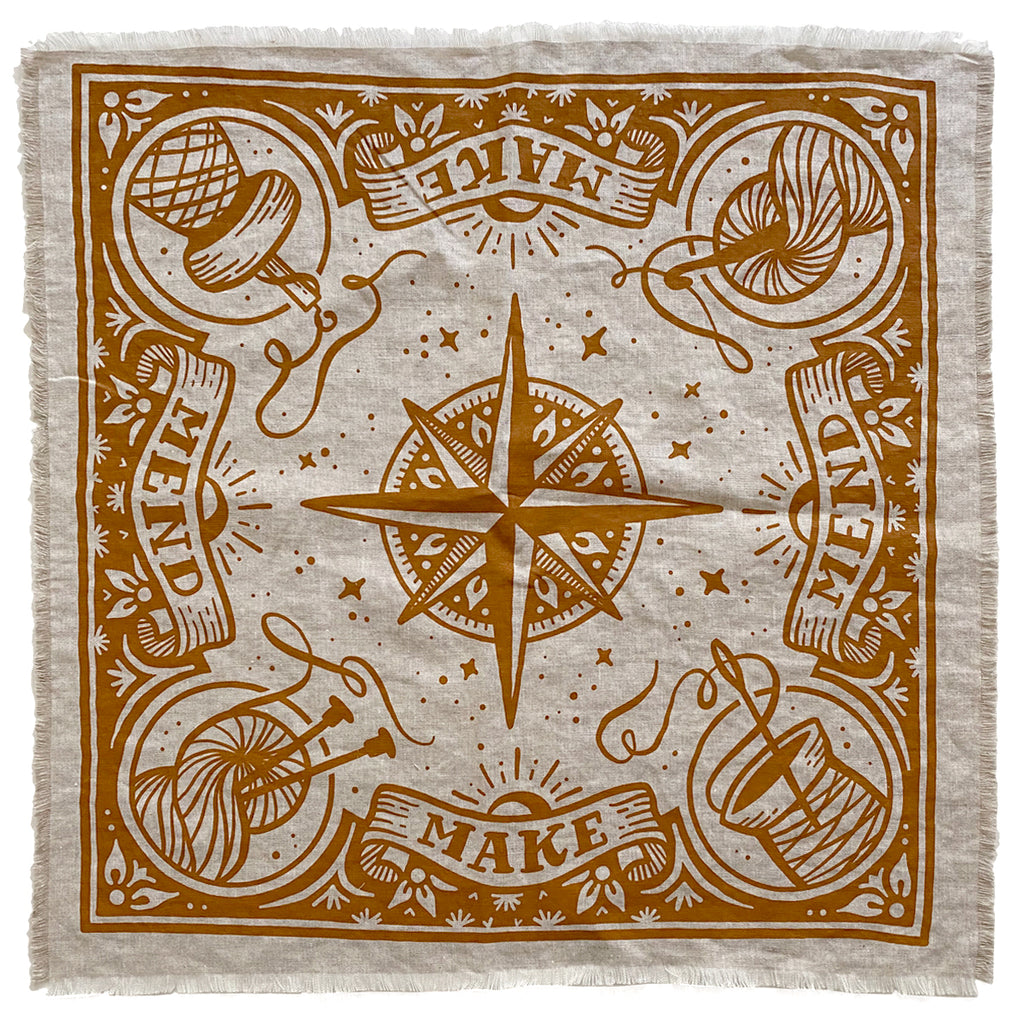 Maker Bandana, Natural