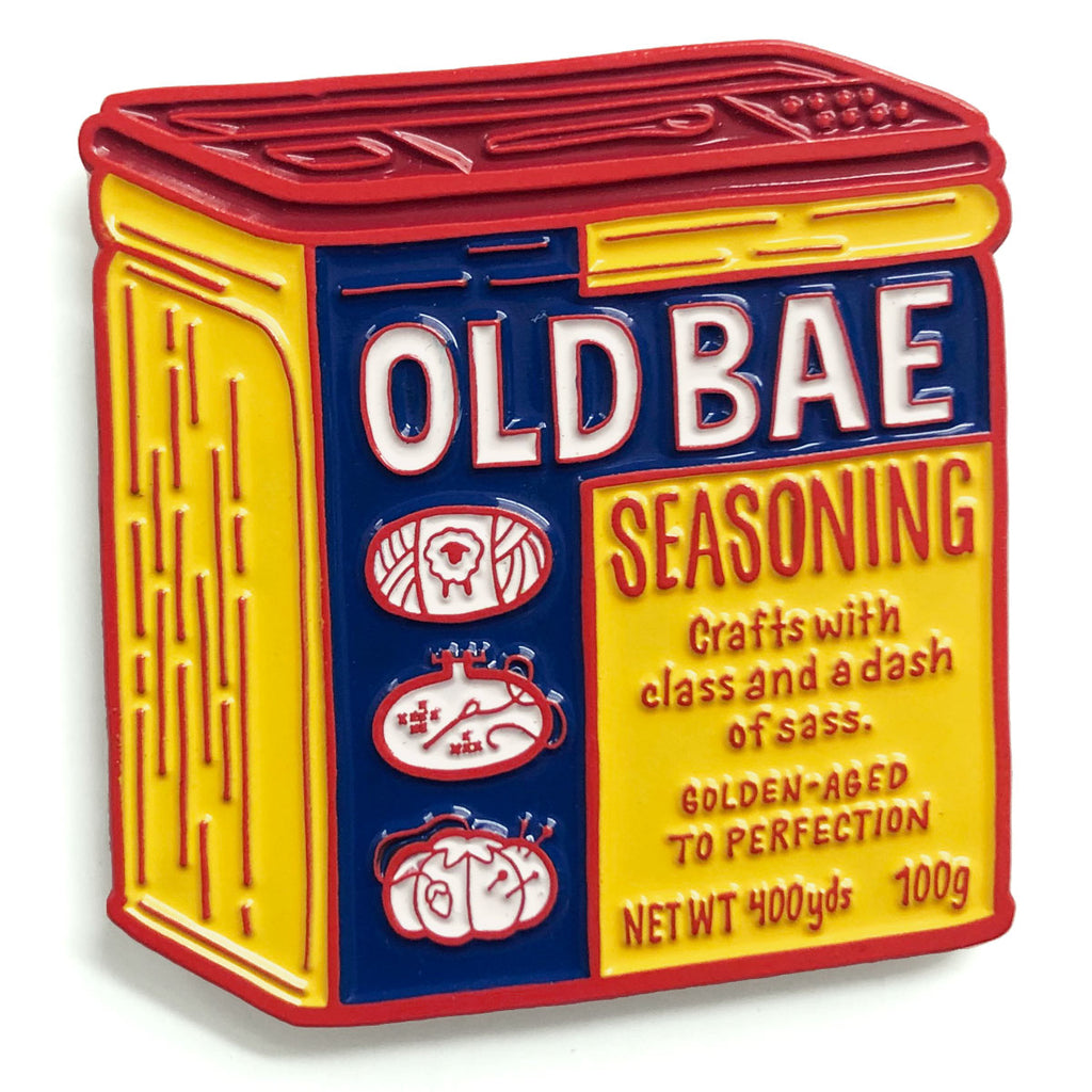 Old Bae Pin