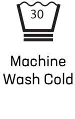 Machine Wash Cold icon