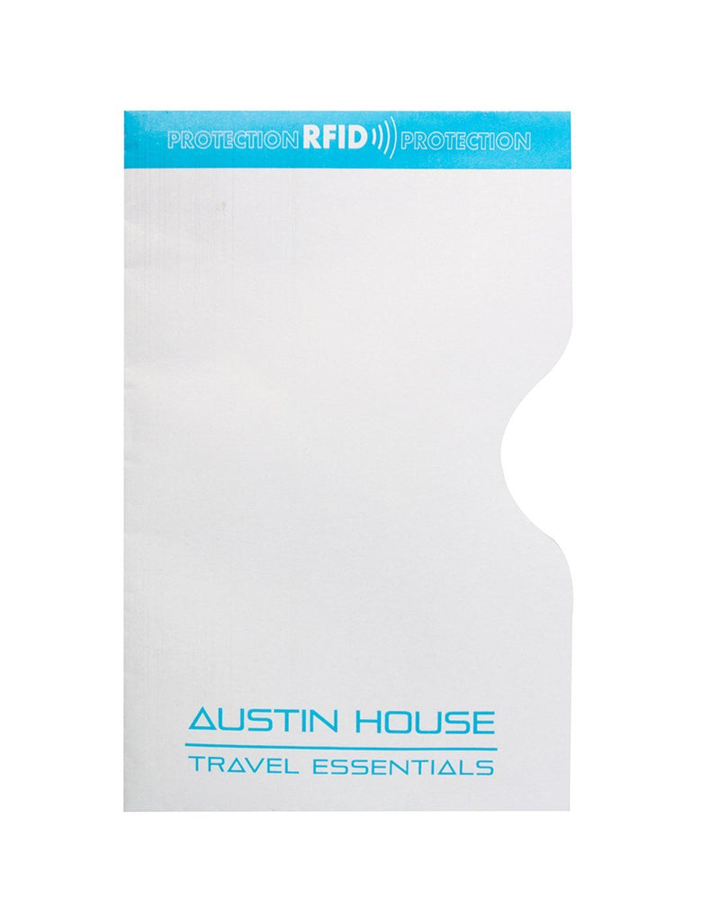 Austin House Passport Sleeves with RFID Protection