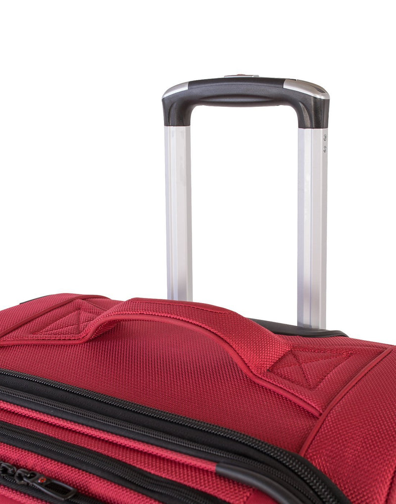 "Swiss gear neolite 3 19"" carry-on spinner luggage bag handle"