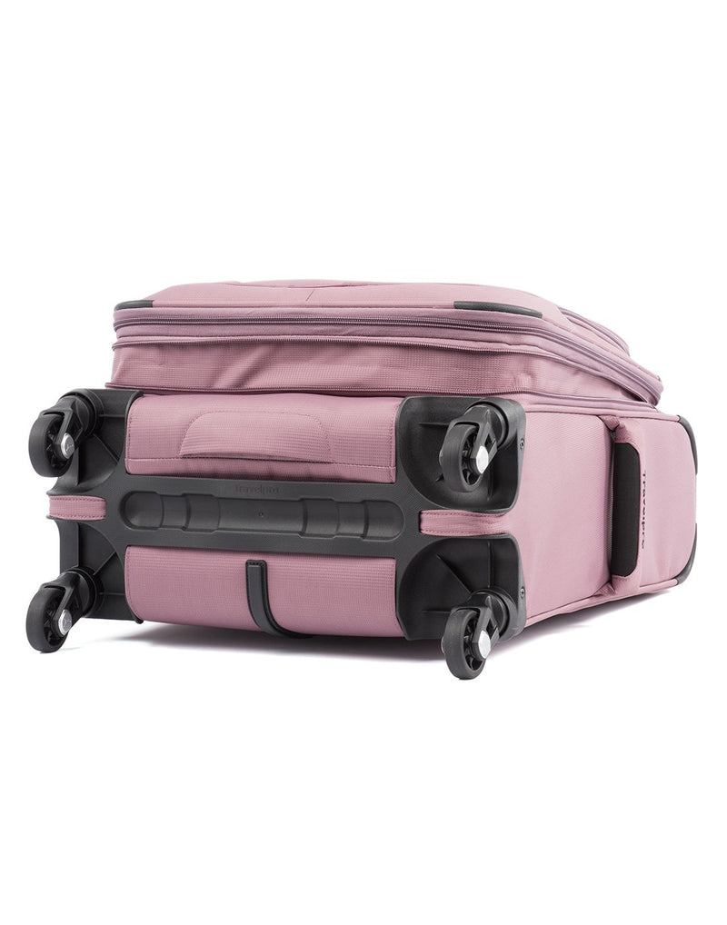 "Travelpro maxlite 5 19"" intl spinner dusty rose colour luggage bag wheels"
