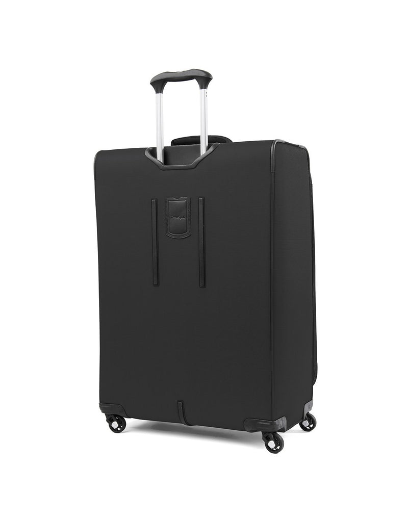 "Travelpro maxlite 5 29"" exp spinner black colour luggage bag back view"