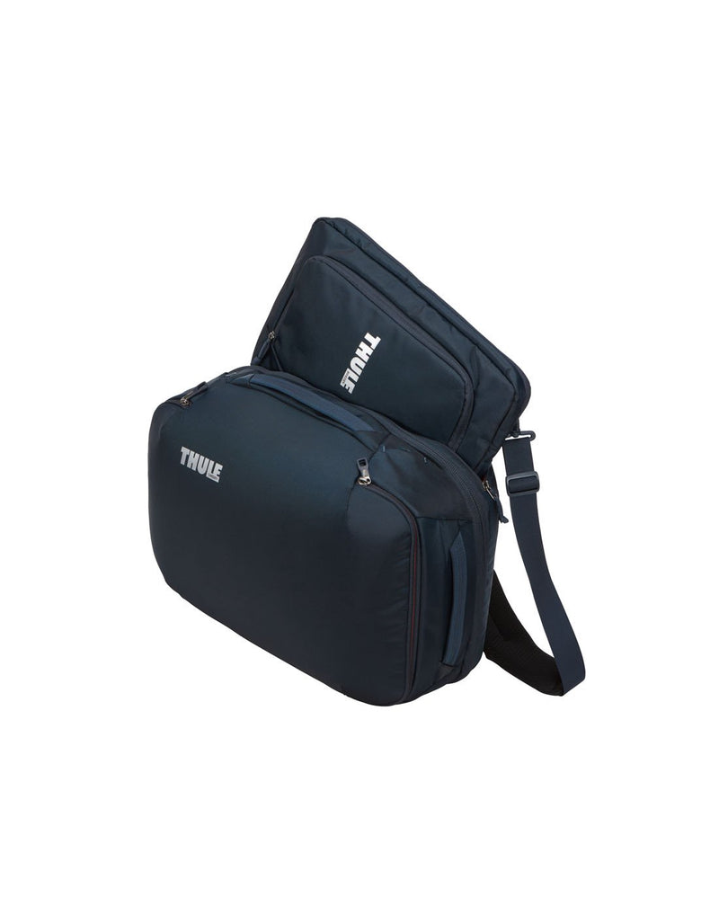 Thule subterra carry-on 40L mineral colourbag with sleeve