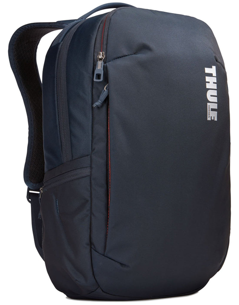 Thule subterra 23L mineral colour backpack front view