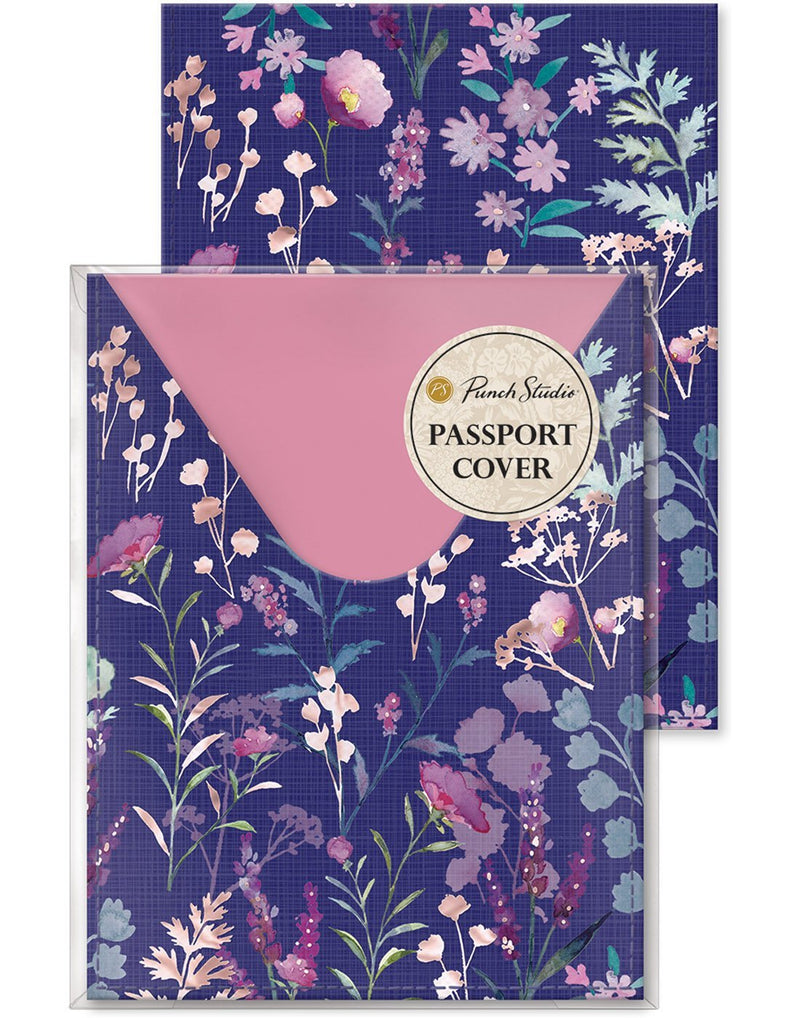 Punch studio passport cover front and back view