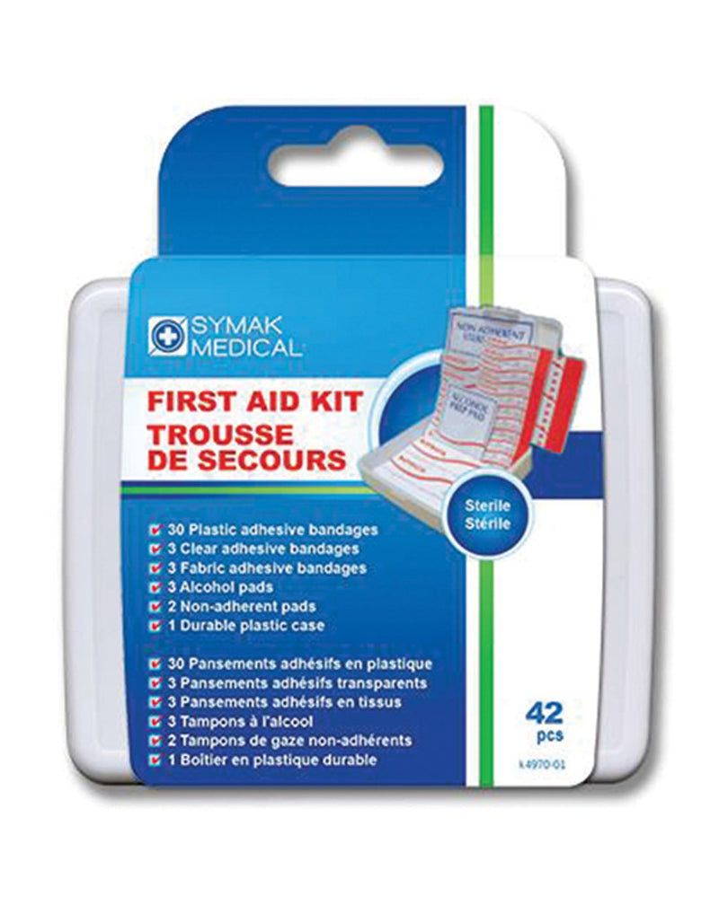 First aid kit 42pc