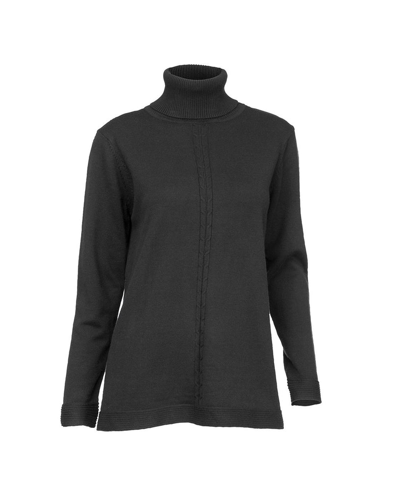 Howard's Turtleneck Tunic - Dark Grey - ONLINE ONLY
