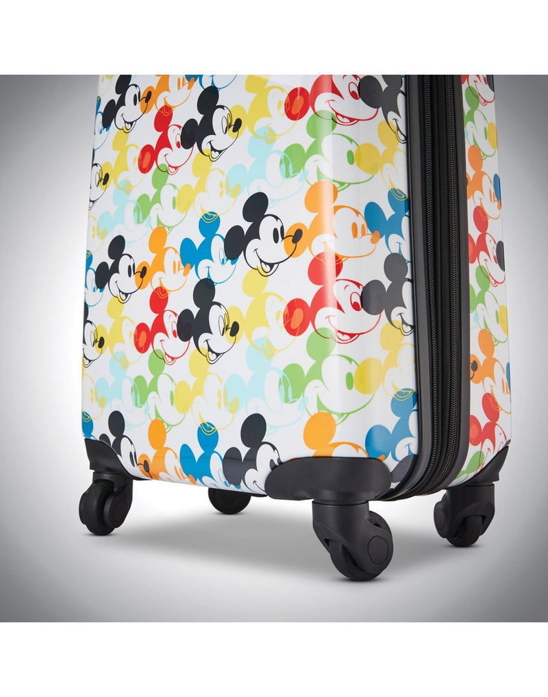 Disney roll aboard 2pc set luggage bag four wheels hero shot