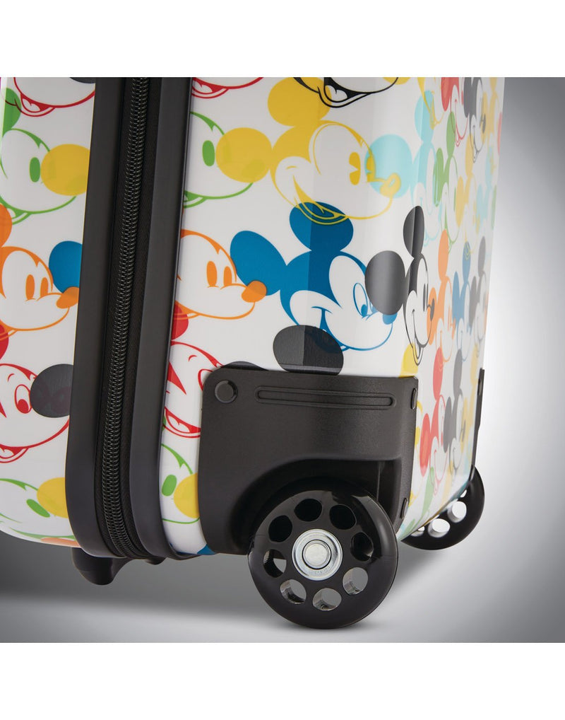 Disney roll aboard 2pc set luggage bag two wheels hero shot