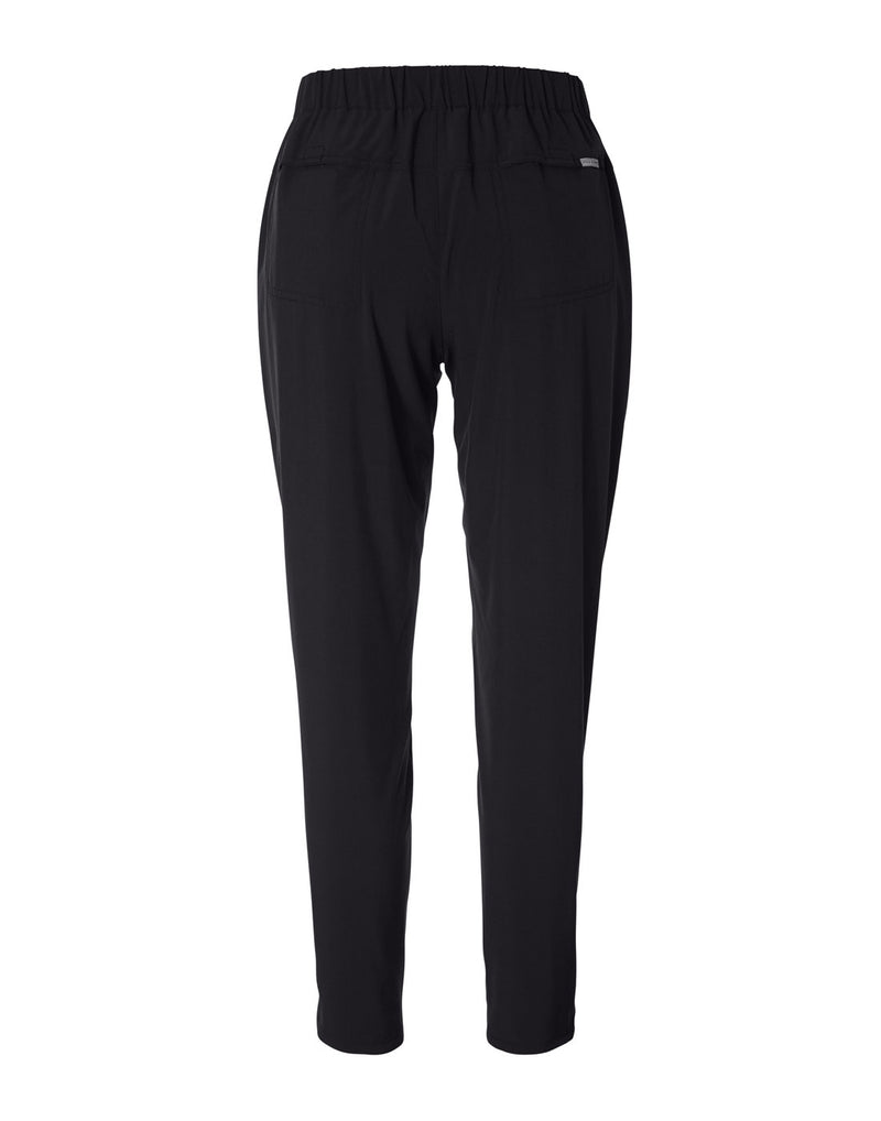 Royal Robbins Women's Spotless Traveller Pant - Black, back view