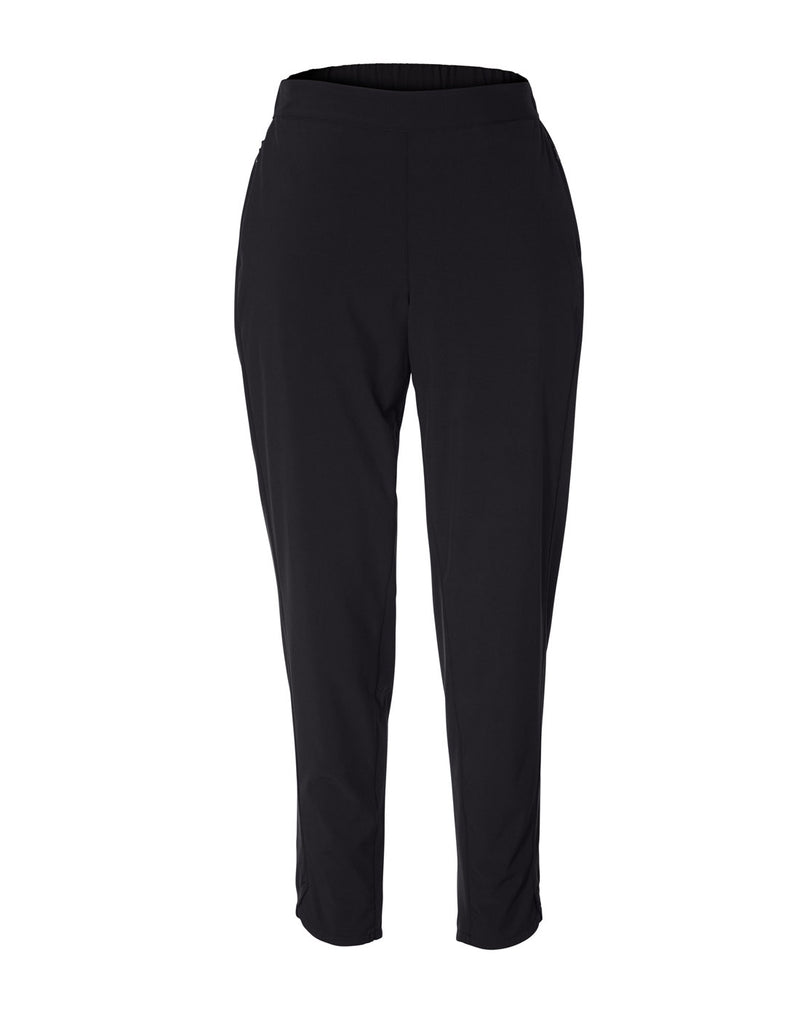 Royal Robbins Women's Spotless Traveller Pant - Black, front view