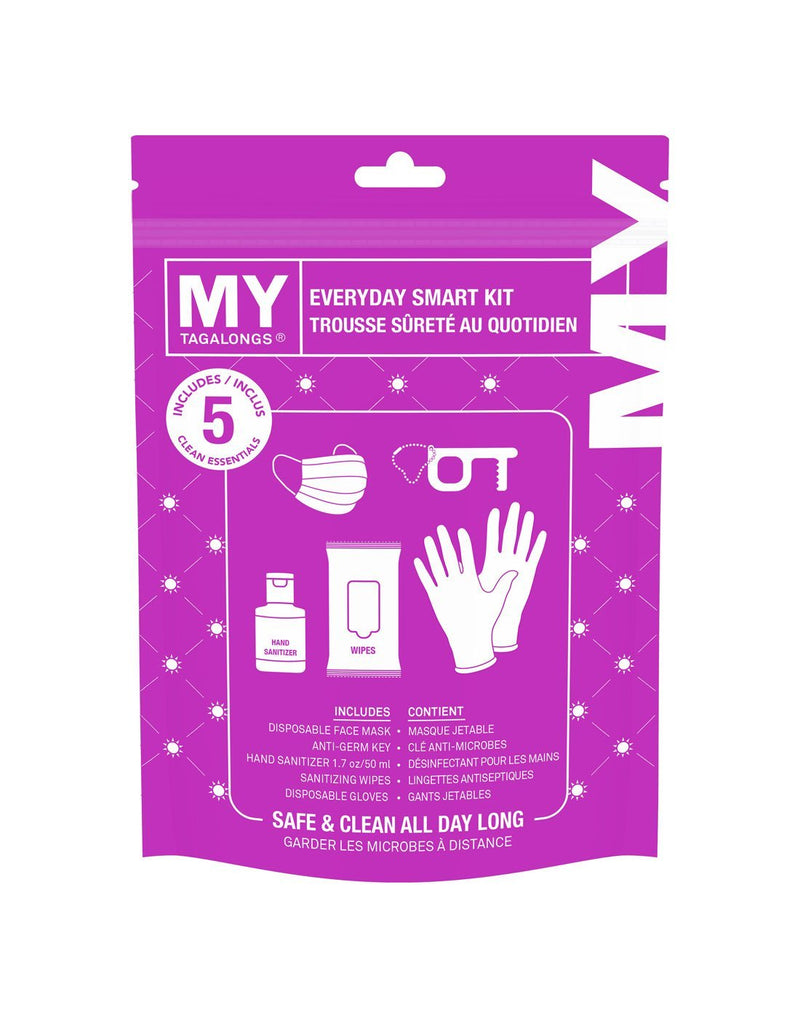 MyTagAlongs everyday smart kit packaged