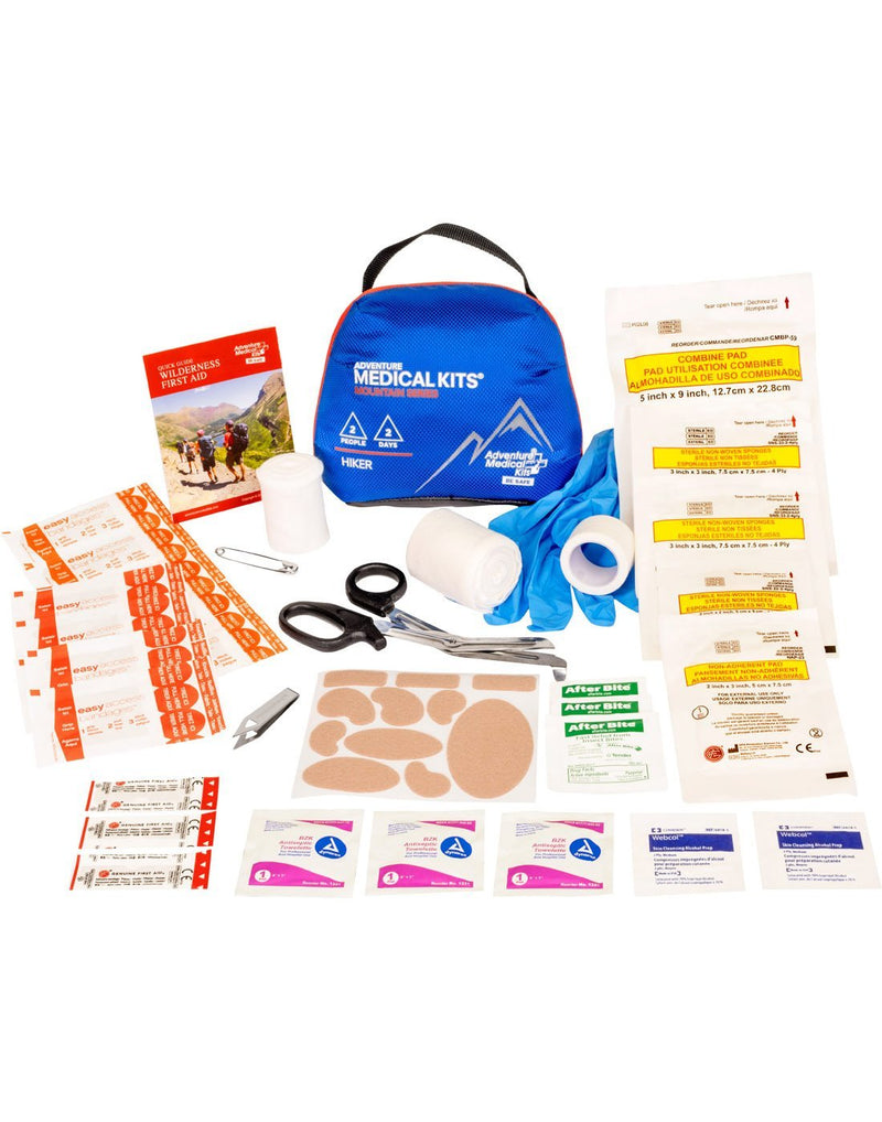 Adventure medical kits contents