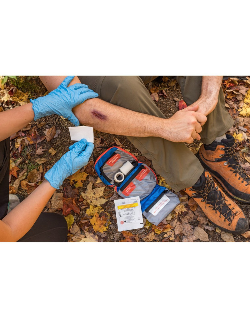 Using adventure medical kits