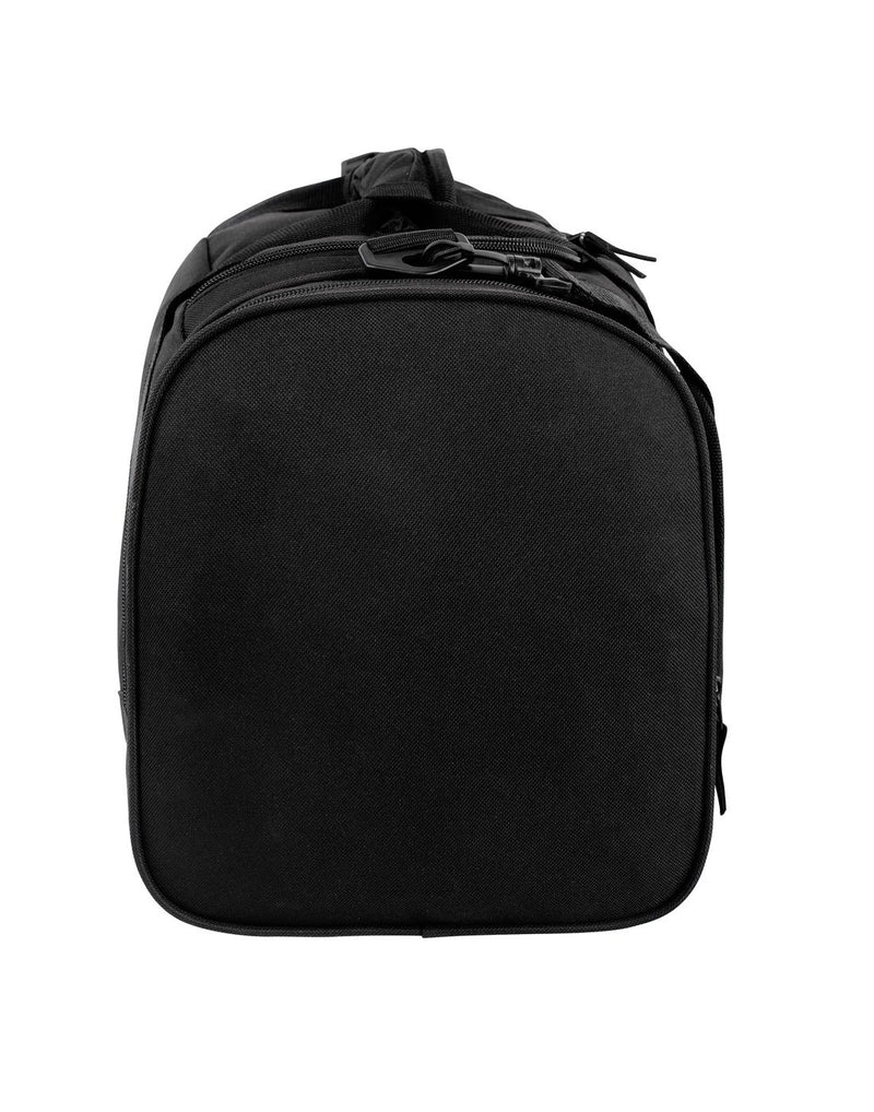 Bench sports black colour duffle bag right side view