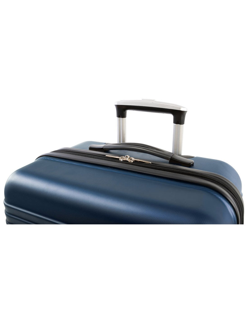 "Swiss gear aristocrat ii 28"" expandable spinner luggage bag handle"